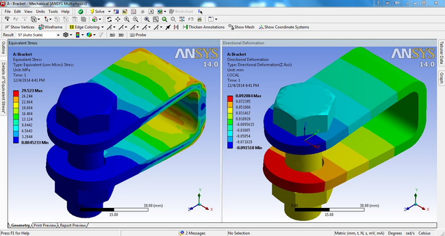 dynamic analysis in ansys pdf