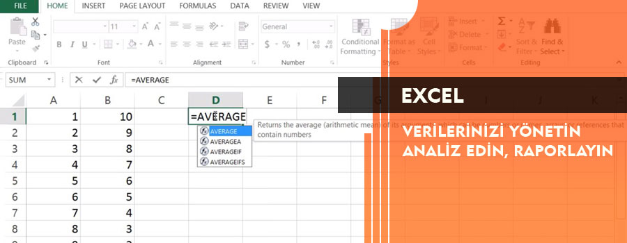Excel Proje